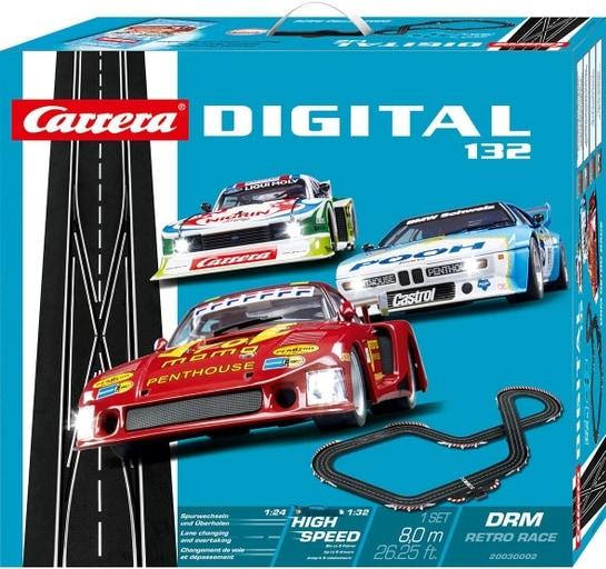 Carrera Digital 132 DRM Retro Race
